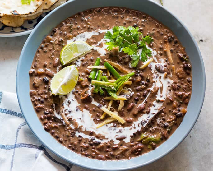 7 Vegetarian Curries You Must Eat - dal makhni