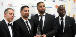 The British Ethnic Diversity Sports Awards 2015