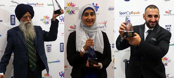 The British Ethnic Diversity Sports Awards 2015