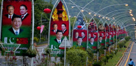 Superstrada Cina Pakistan
