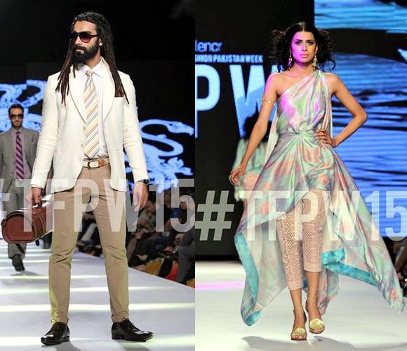 Telenor Fashion Pakistan Week SS15
