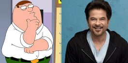 Family Guy Anil Kapoor