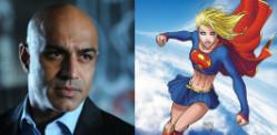 Faran Tahir to star in Supergirl as 'The Commander'