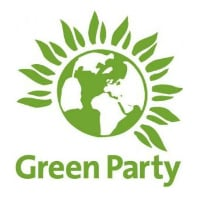 2015 UK General Election Green Party logo