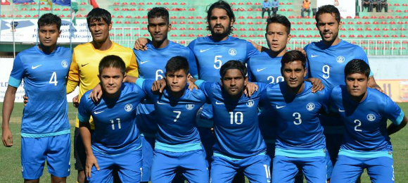 India had never made it past the first round of qualification until this year when they beat Nepal 2-0