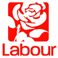 2015 UK General Election Labour Party logo