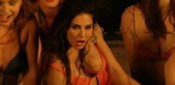 Sunny Leone seduces in 'Paani Wala Dance'