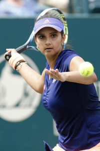 Sania Mirza World Number One Doubles ATP Family Circle Cup