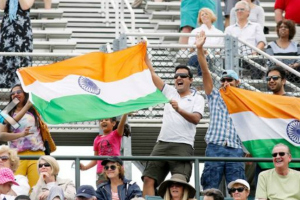 Sania Mirza fans World Number One Doubles ATP Family Circle Cup