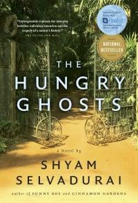 द हंग्री घोस्ट्स श्रीलंकाई लेखक