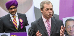 Why Sergi Singh thinks Nigel Farage is like Gandhi