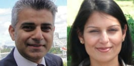 Asian Candidates for the 2015 UK General Election