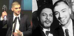 SRK and Zayn selfie breaks Twitter India record