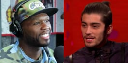 Is 50 Cent signing Zayn Malik?