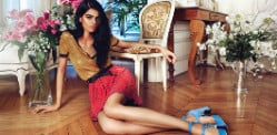 Indian Model swaps MBA for International Runway