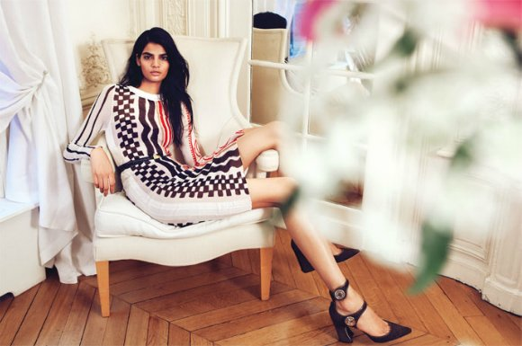 Bhumika Arora left her MBA degree for international runways.