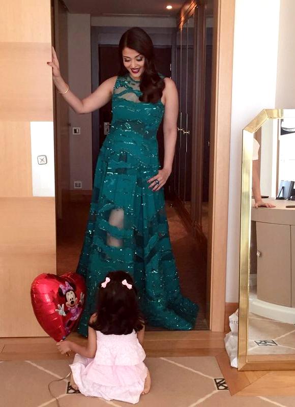 Aishwarya Rai Cannes 2015