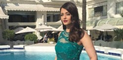 Aishwarya Rai graces Red Carpet at Cannes 2015