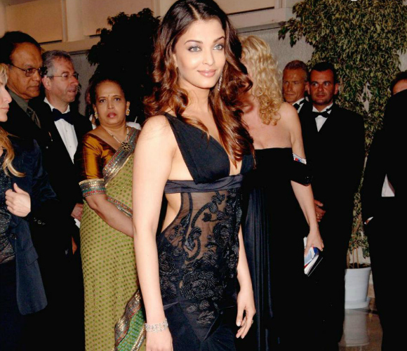 Aishwarya Rai's Top 5 looks at Cannes