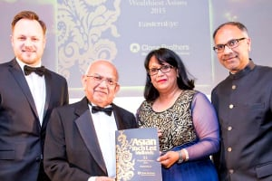 Asian Rich List Midlands 2015