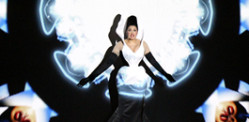 British Asian diva Bishi performs at Alchemy 2015
