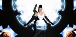 British Asian diva Bishi performs at Alchemy 2015