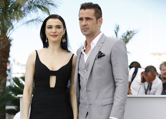 Colin Farrell looked ravishing in his three-piece Dolce & Gabbana