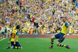 2015 FA Cup FInal Arsenal Aston Villa