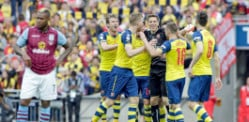 Why did Arsenal win the 2015 FA Cup Final?