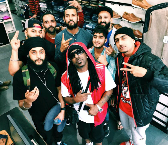 Fateh Doe ~ The Punjabi Rapper on a Mission