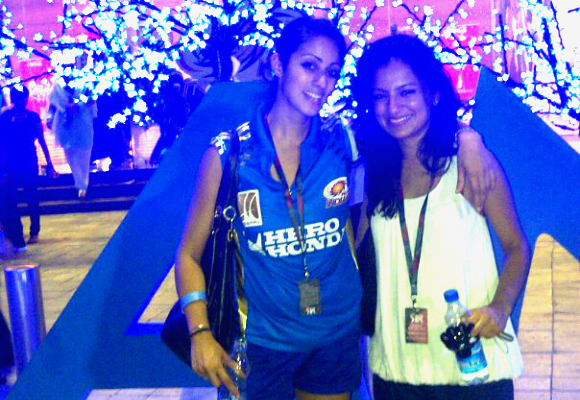 Ishveen Anand represented Mumbai Indians and helped broker Bridgestone's first cricket deal in India.