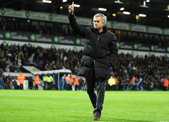 Jose Mourinho's success comes down to years of hard work and loyal dedication to his passion for the sport.