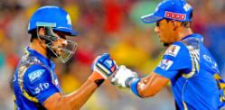 How did Mumbai Indians win the IPL 8 Final?