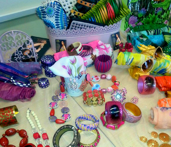 Noreen Khan launches exquisite Accessories Collection