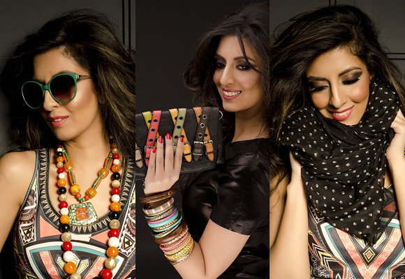 Noreen Khan Accessories