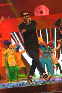 T-Series emerged as the big winner, as the record company took away a total of eight awards.
