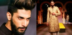 Milan welcomes first Indian Male Model