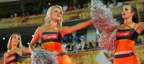 Top 10 Confessions of an IPL Cheerleader