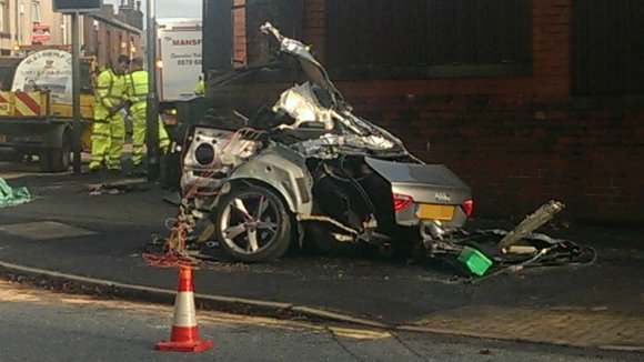 Addil Haroon, a 19-year-old driver with a provisional licence, has been jailed for six years after killing another driver in a high-speed crash.