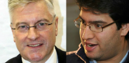 Robert Blay, a UKIP candidate, has been suspended following his death threat against Ranil Jayawardena, his Conservative rival of Sri Lankan origin.