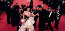 Aishwarya Rai Ravishes in Ralph & Russo at Cannes