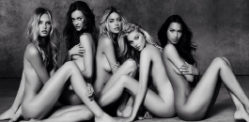 Victoria's Secret reveals Sexy New Models for 2015