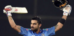Virat Kohli is World's 6th Most Marketable Athlete