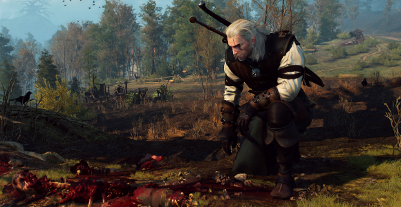 You are Geralt of Rivia. Welcome to the Wild Hunt.