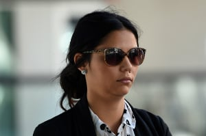 Charlotte Marshall also told the court she was given an upfront payment of $1,500 (£760) and monthly payment of $1,000 (£500) to take part in Mashru's marriage visa scam.