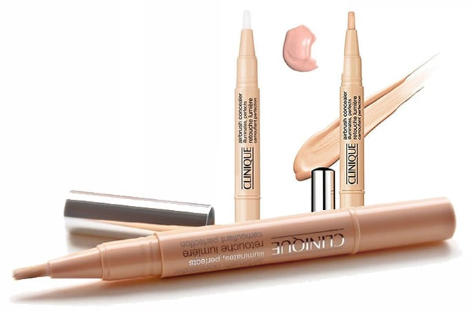 clinique airbrush concealers