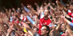 Arsenal win big at Facebook Football Awards