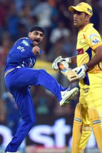 Chennai Super Kings Mumbai Indians IPL 8 Qualifier 1