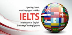 UK Visas require IELTS Language Test
