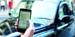 Taxi Sharing App Launches in London